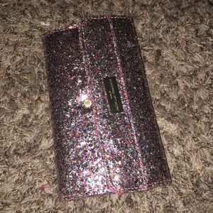 Sparkly wallet